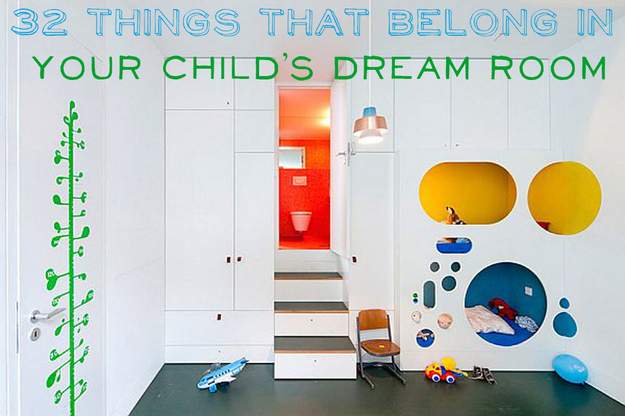 AD Things That Belong In Your Childs Dream