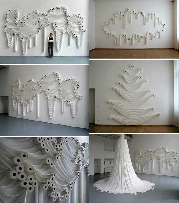 AD-Toilet-Paper-Roll-Wall-Art-17 & 30 Homemade Toilet Paper Roll Art Ideas For Your Wall Decor ...