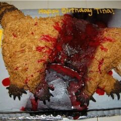 19 Disturbing Birthday Cakes That Will Make You Wish You Weren't Born