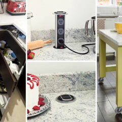 25+ Helpful and Genius Life Hacks to Upsize Your Tiny Kitchen