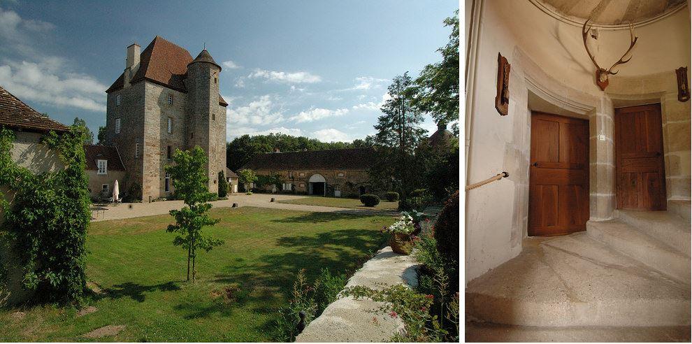 13. Château des Bordes, France