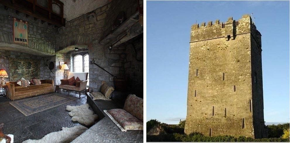 8. Ballyhannon Castle, Ireland-1