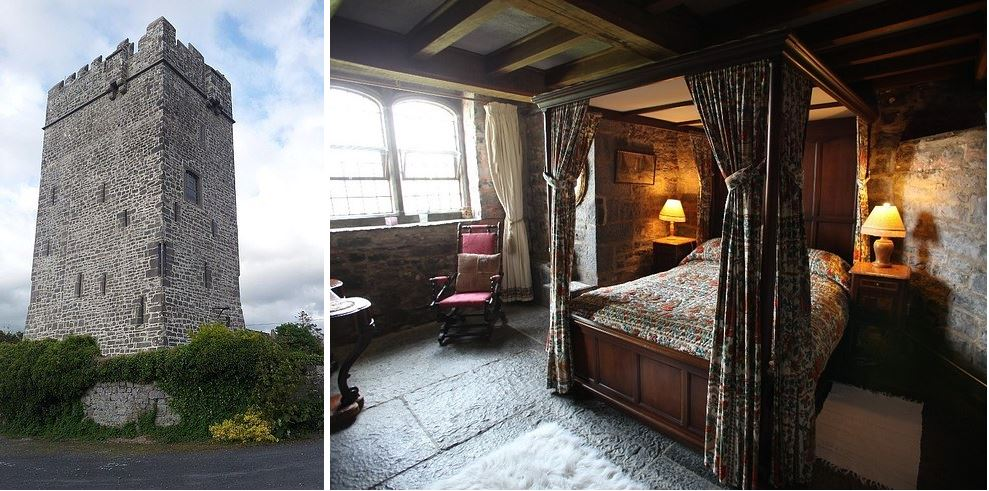 8. Ballyhannon Castle, Ireland
