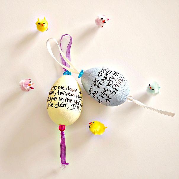 50 Creative Easter Egg Decoration Ideas Architecture