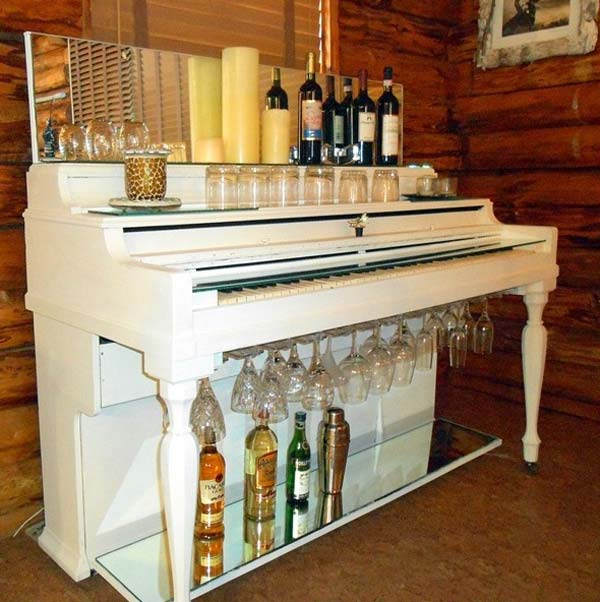 21 budget friendly cool diy home bar you need in your home architecture design Diy home bar design ideas