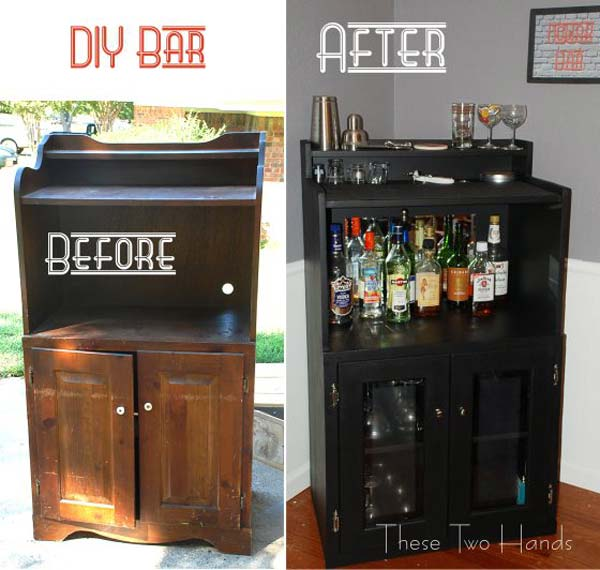 Ad Diy Home Bar 11