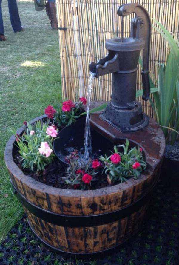 21 Fascinating Low Budget Diy Mini Ponds In A Pot Architecture Amp Design