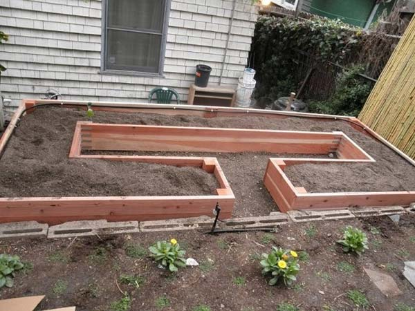 Garden-Bed-Edging-Ideas-AD-10-1 - Top 28 Surprisingly Awesome Garden Bed Edging Ideas Architecture