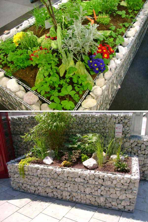 Garden Bed Ideas Top 28 Surprisingly Awesome Garden Bed Edging Ideas  Architecture