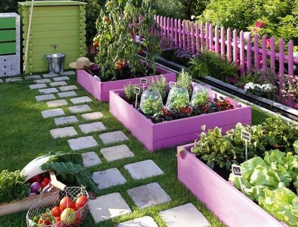 Garden Bed Edging Ideas AD 5