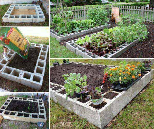 Garden Bed Edging Ideas AD 8