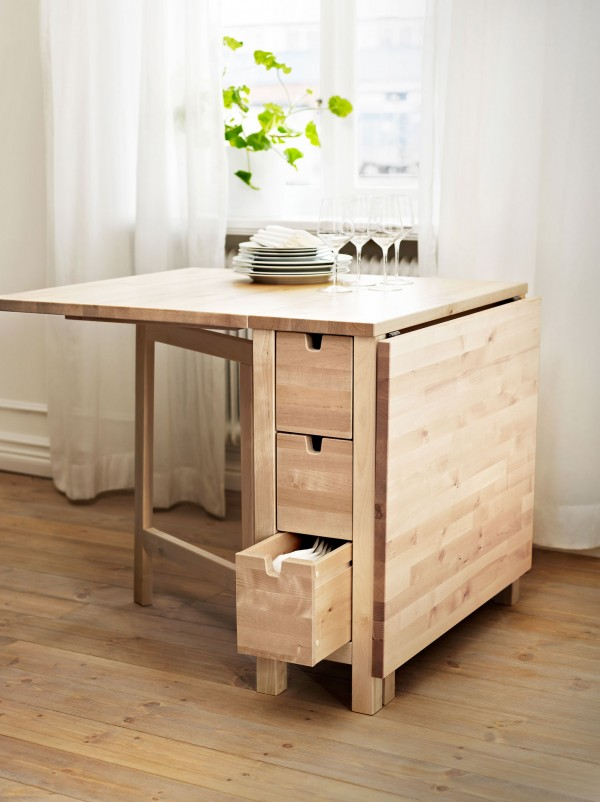 1 Foldable Dining Table