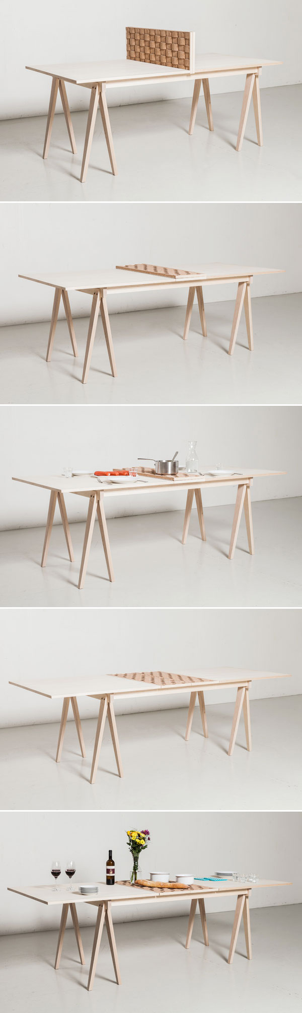 30 Extendable Dining Tables Architecture Design