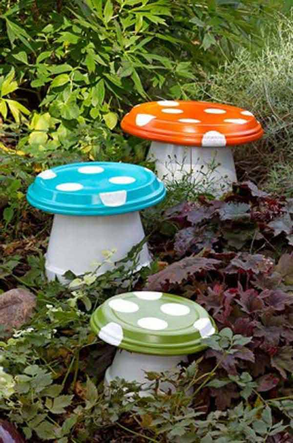 25 Budget Friendly And Fun Garden Projects Made With Clay