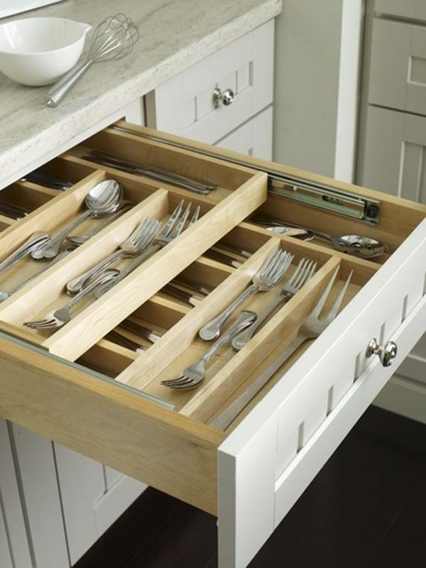 Kitchen Drawer Designs India