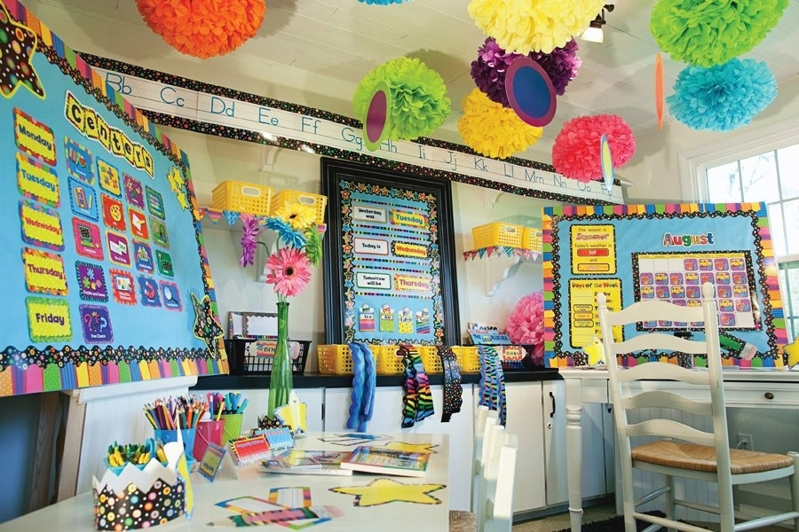 30 Epic Examples Of Inspirational Classroom Decor ...