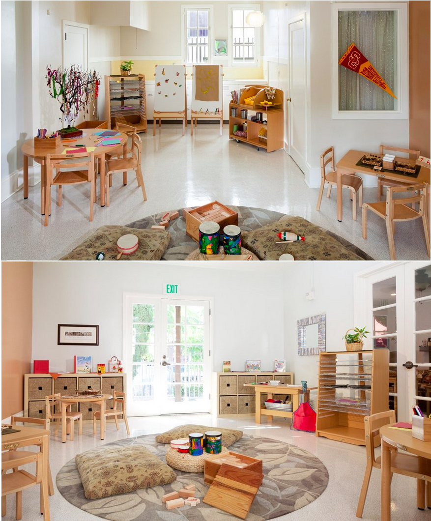 Modern Montessori Classroom ~ Epic examples of inspirational classroom decor