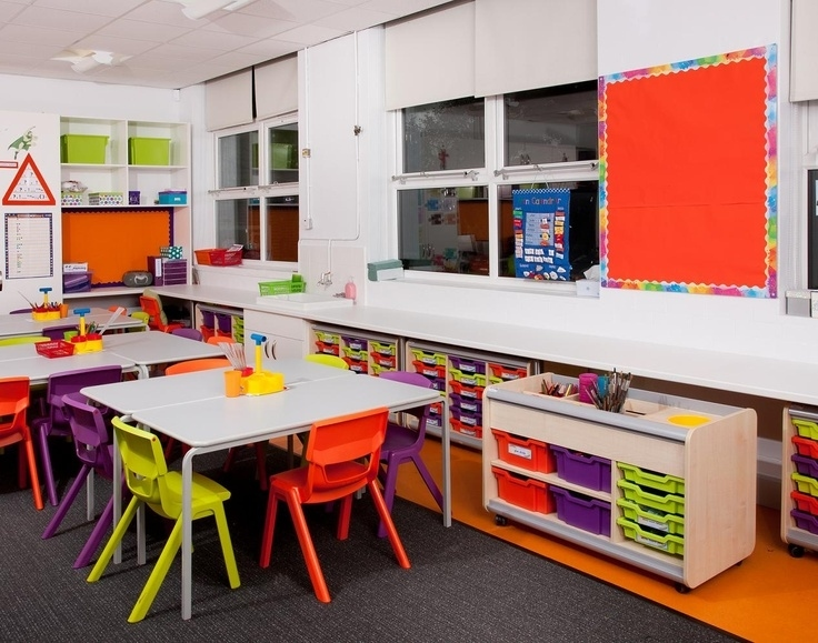 Stunning Classroom Interior Design Ideas Pictures Decoration