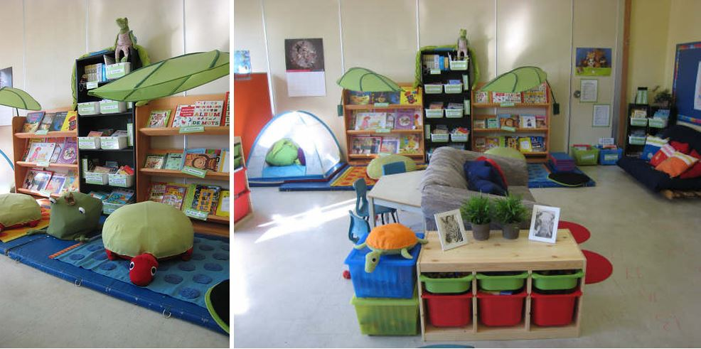 Minimalist Classroom Furniture ~ Epic examples of inspirational classroom decor