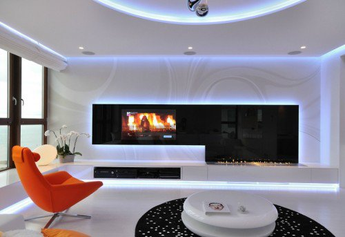 AD Modern Fireplace Design Ideas 6