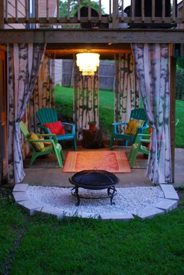 30 Insanely Cool Ideas to Upgrade Your Patio This Summer  : AD Patio Upgrade Summer 4 from www.architecturendesign.net size 600 x 896 jpeg 57kB