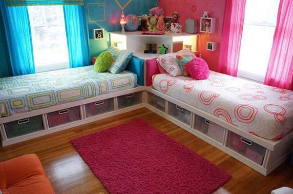 20+ Brilliant Ideas For Boy U0026 Girl Shared Bedroom | Architecture .