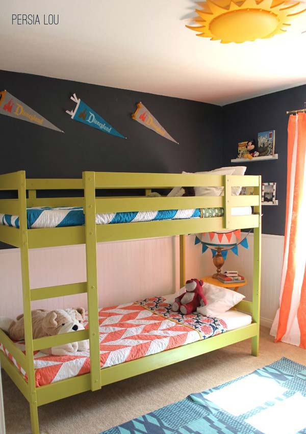 20 brilliant ideas for boy girl shared bedroom for Brilliant bedroom for girls