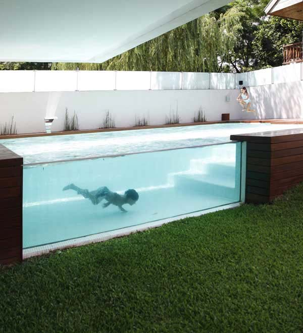 Fabulous Small Backyard Designs With Swimming Pool - Backyard ideas with pool