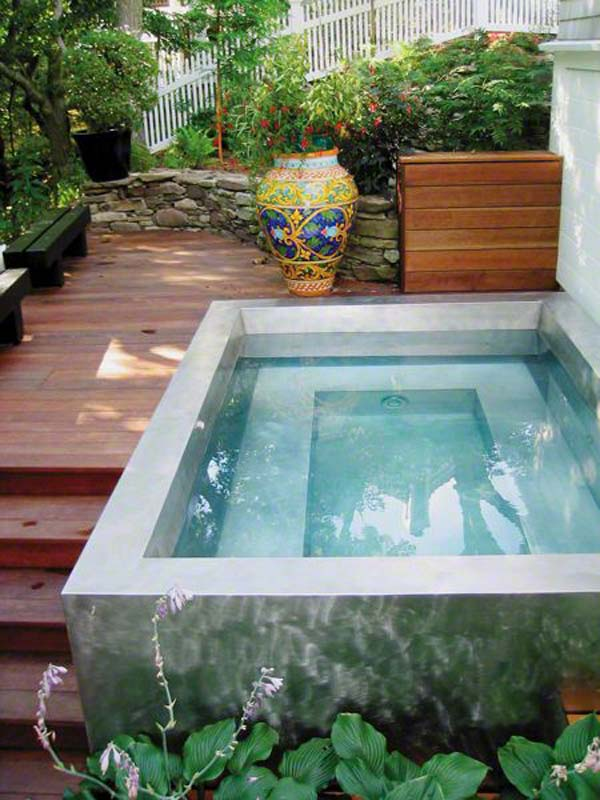 AD Small Backyard Pool 22   25+ Fabulous Small Backyard Designs