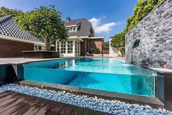 48 Fabulous Small Backyard Designs With Swimming Pool Magnificent Backyard Designs With Pool
