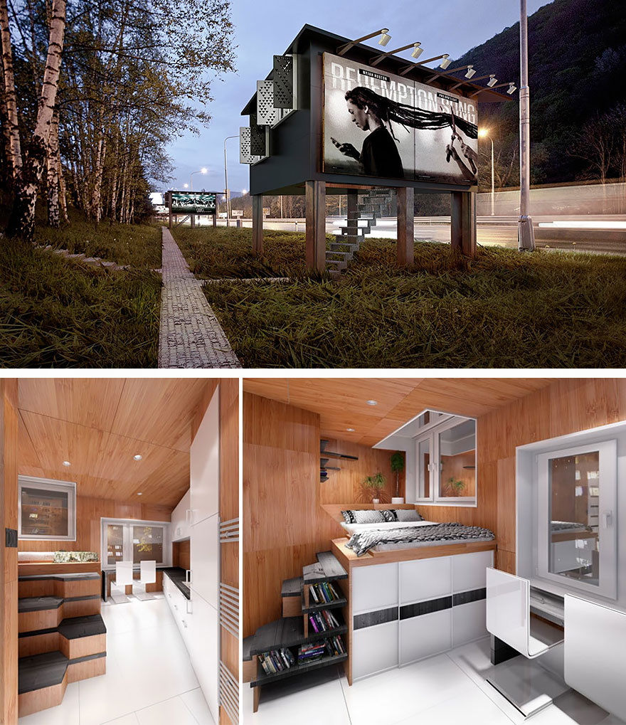 30 Tiny Homes That Make The Most Of A Little Space Architecture