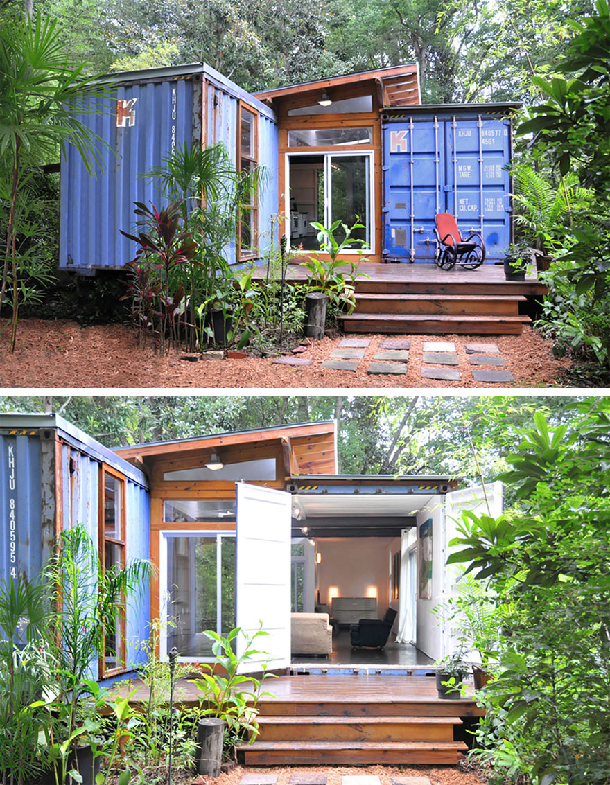 30 tiny homes that make the most of a little space for Small home images