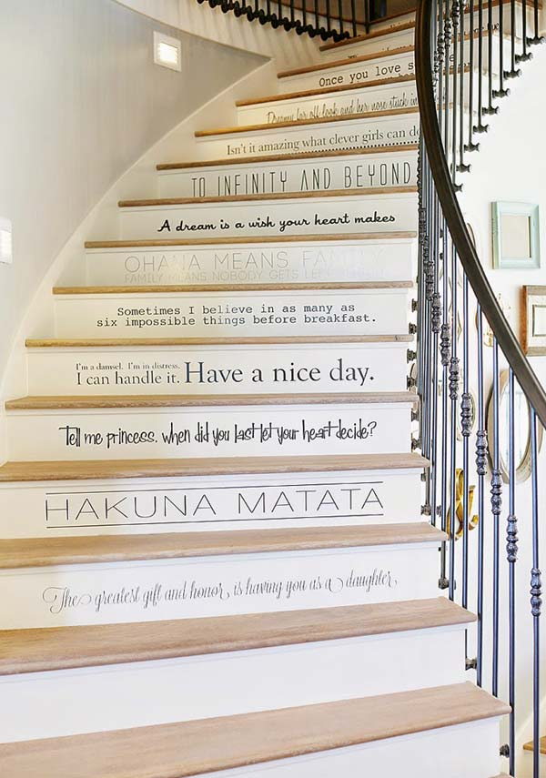 AD Stair Risers Decor 10