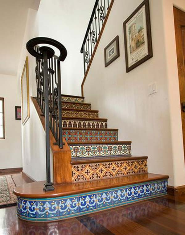 Genial AD Stair Risers Decor 19