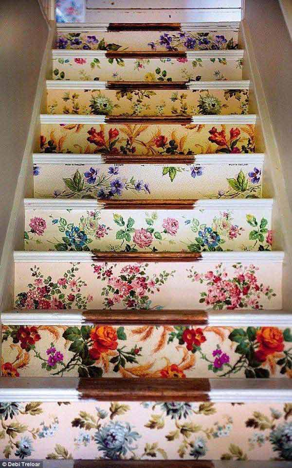 AD Stair Risers Decor 2