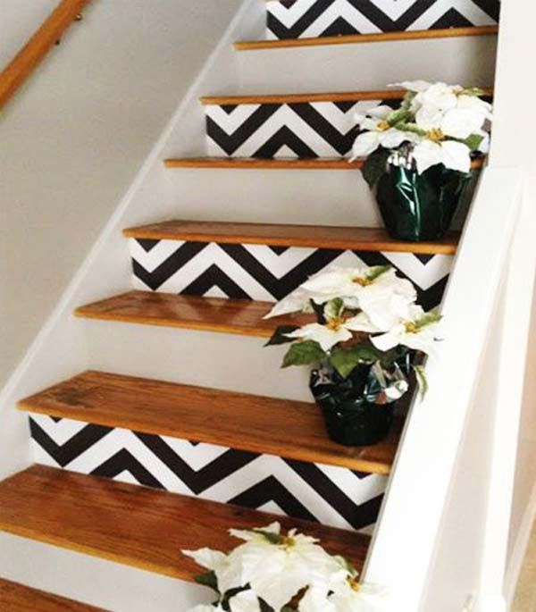 AD Stair Risers Decor 5