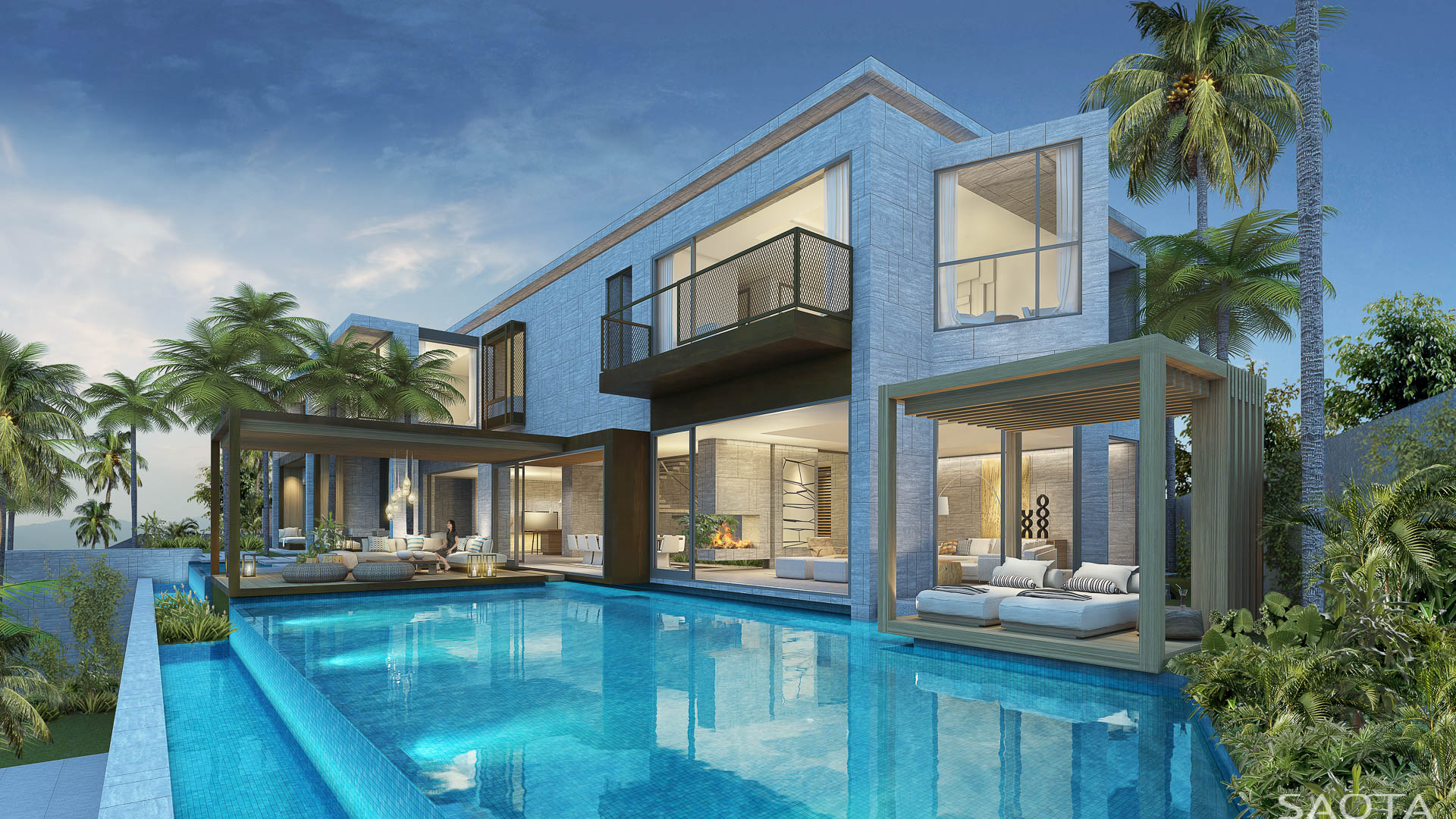 30 yet to be built modern dream homes by saota part 1 Create dream home