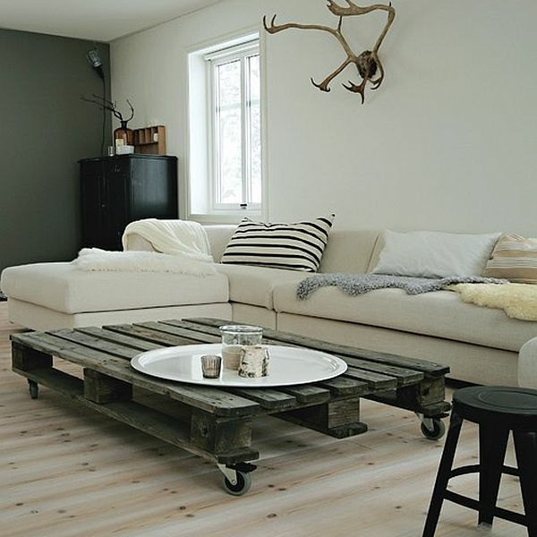 Pallet Ideas For Living Room