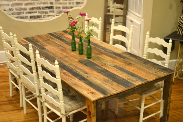 23-AD-DIY-craft-ideas-dining-table-wooden-pallets