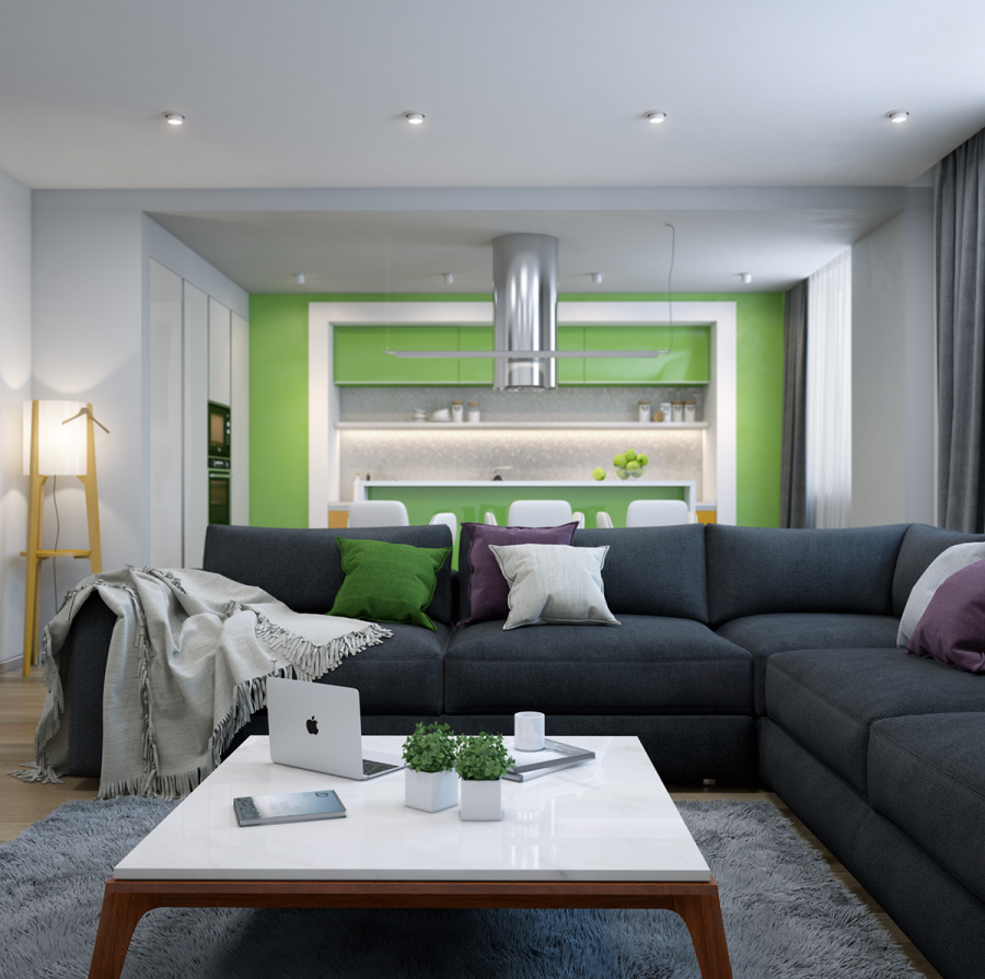 24-lime-green-accent-wall