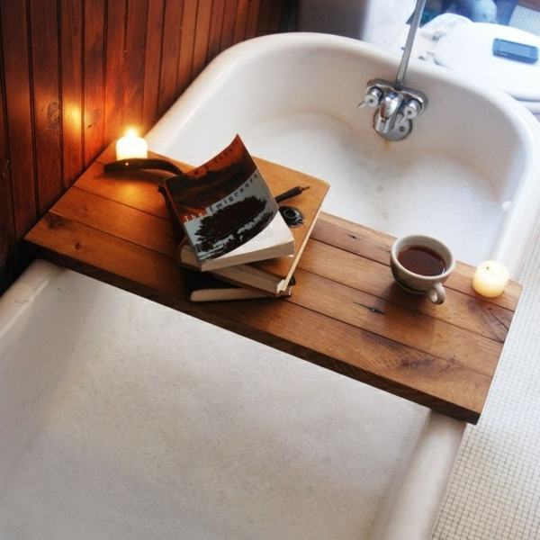 26-AD-creative-DIY-crafts-ideas-wooden-pallets-bathroom-table