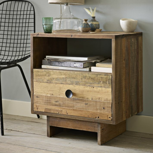 4 AD DIY wooden nightstand pallets timber idea. 30 Cool Ideas For Homemade Wooden Pallets Furniture   Architecture
