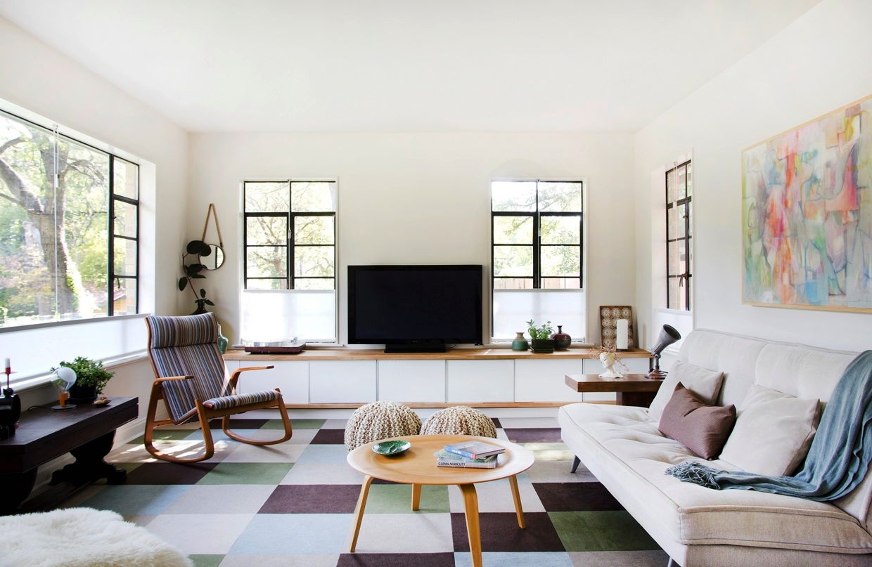 25 Best Small Living Room Decor And Design Ideas For 2019: 25 Modern Living Rooms With Cool, Clean Lines