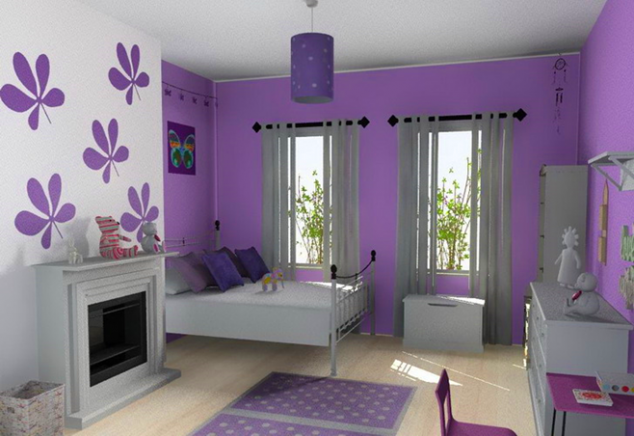 AD-Awesome-Purple-Girls-Bedroom-Designs-10