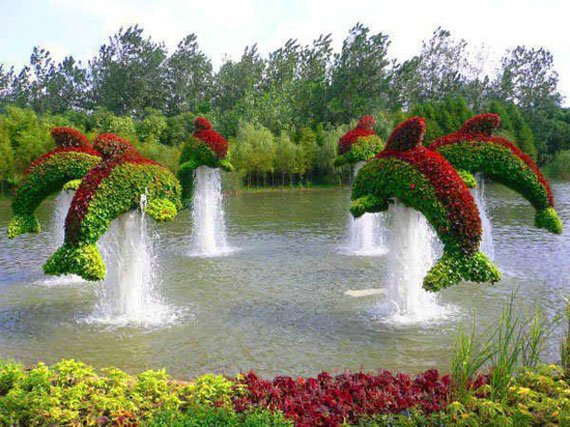 Water Garden Design 30 beautiful backyard ponds and water garden ideas | architecture