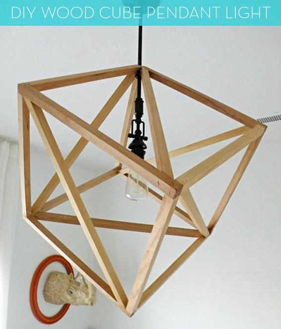 Ad Beautiful Diy Wood Lams Chandeliers 4