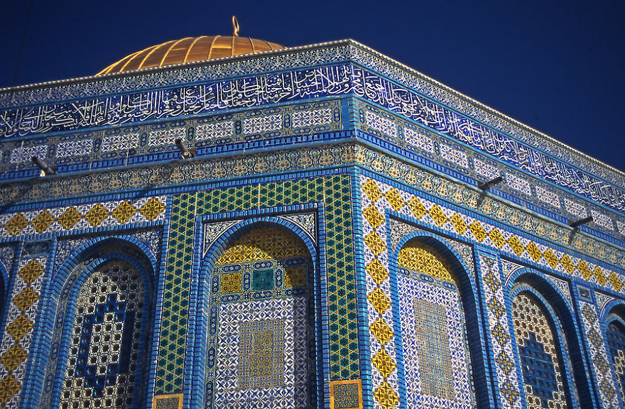 Mosque Detail: 50+ Mesmerizing Mosque Ceilings That Highlight The Wonders
