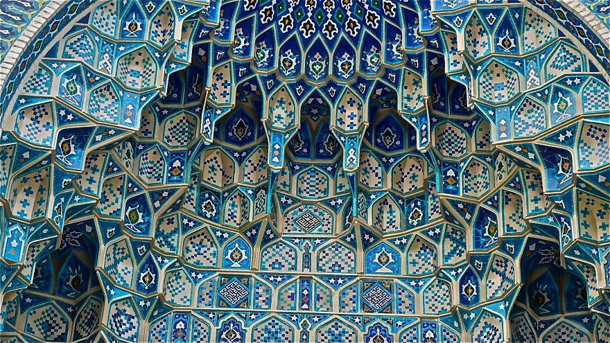 50 Mesmerizing Mosque Ceilings That Highlight The Wonders