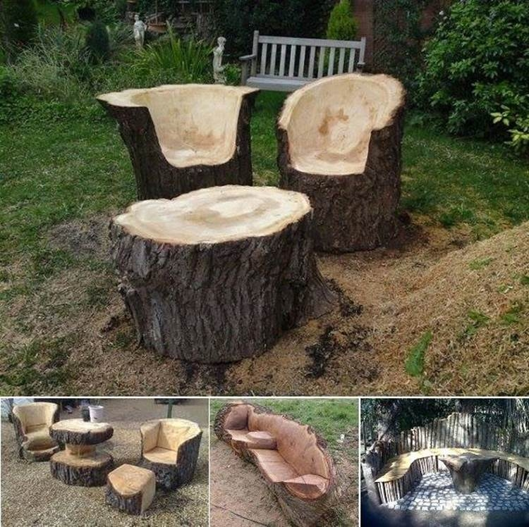 Diy outdoor seating Party Addiyoutdoorseatingideas19 Architecture Design 25 Awesome Outside Seating Ideas You Can Make With Recycled Items