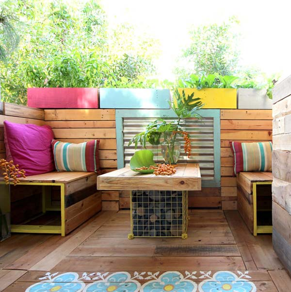 AD DIY Outdoor Seating Ideas 25